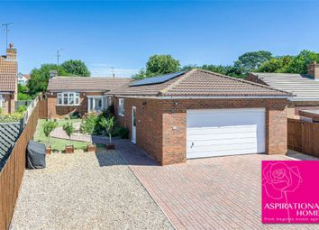 Thumbnail 4 bed detached bungalow for sale in Park Road, Raunds, Northamptonshire