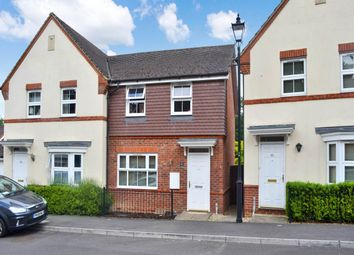 Thumbnail 3 bed semi-detached house to rent in Mandarin Drive, Newbury