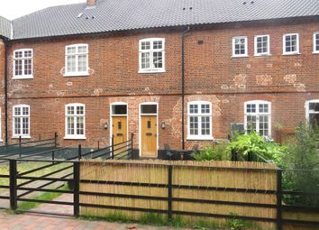 Thumbnail 2 bed terraced house for sale in Heckingham Park Drive, Hales, Norwich