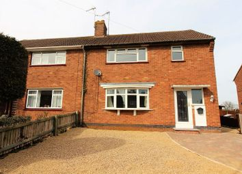 Thumbnail 3 bed terraced house to rent in Lovett Road, Byfield, Daventry