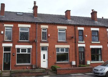 Thumbnail 2 bedroom terraced house for sale in Longsight, Harwood, Bolton