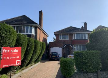 Thumbnail 3 bed detached house for sale in Yew Tree Lane, Solihull