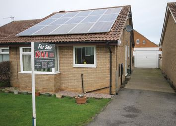 Thumbnail 2 bed bungalow for sale in Cherry Tree Drive, Filey