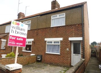 Thumbnail 3 bedroom end terrace house for sale in Limmer Road, Gorleston, Great Yarmouth