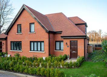 Thumbnail 3 bed semi-detached house to rent in Hampton House, Marlborough Drive, Bushey, Hertfordshire