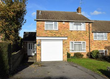 Thumbnail 4 bed semi-detached house for sale in Boundary Road, Chalfont St. Peter, Gerrards Cross