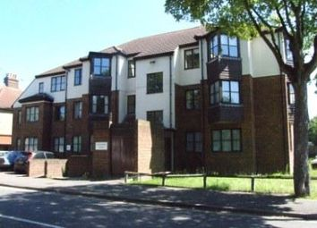 Thumbnail 1 bed flat to rent in Kingsmount Court, Lewis Road, Sutton, Surrey