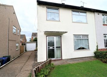 Thumbnail 3 bed semi-detached house for sale in Chestnut Grove, Conisbrough, Doncaster, South Yorkshire