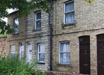Thumbnail 2 bedroom terraced house to rent in Ouse Walk, Huntingdon