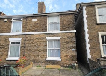 Thumbnail 2 bed semi-detached house for sale in St. Marys Road, Faversham