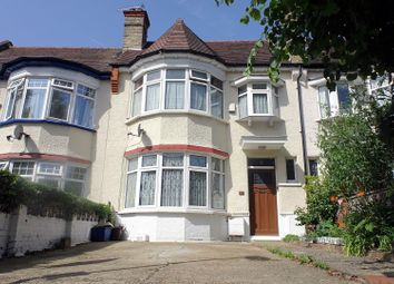 Thumbnail 3 bed terraced house for sale in Queens Avenue, Finchley