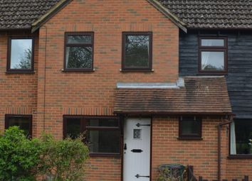 Thumbnail 2 bed terraced house to rent in Iris Close, Chatham