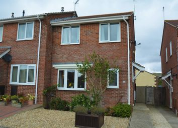 Thumbnail End terrace house for sale in Nightingale Drive, Weymouth