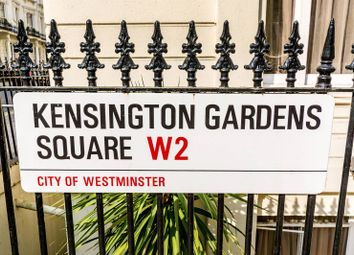 Thumbnail 1 bed flat for sale in Kensington Garden Square, Bayswater