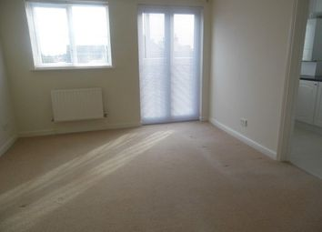 Thumbnail 2 bedroom flat for sale in Barnes Close, Kibworth, Leicester