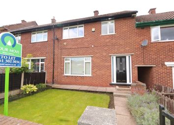 Thumbnail 3 bed terraced house to rent in Grange Road South, Hyde