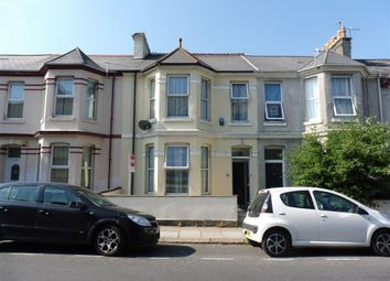 Thumbnail 3 bed property to rent in Grenville Road, Plymouth