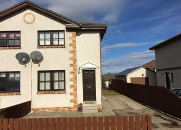 Thumbnail 2 bed semi-detached house for sale in Miller Street, Inverness
