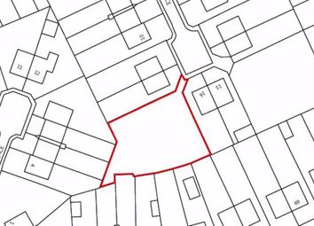 Thumbnail Land for sale in Greenway Place, Stoke-On-Trent, Staffordshire