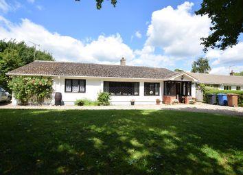 Thumbnail 2 bed detached bungalow for sale in Bridge Street Road, Lavenham, Sudbury