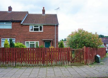 Thumbnail 2 bed semi-detached house for sale in Shakespeare Avenue, Mansfield