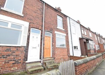 Thumbnail 2 bedroom terraced house to rent in Cemetry Road, Normanton