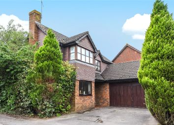 Thumbnail 4 bed detached house for sale in Woodward Close, Winnersh, Wokingham, Berkshire