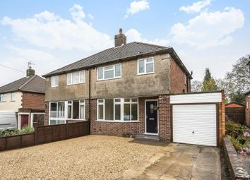 3 bed semi-detached house for sale in Laburnum Road, Oxford OX2