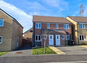 Thumbnail 2 bed semi-detached house for sale in Condor Drive, Leighton Buzzard