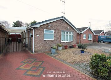 Thumbnail 3 bed detached bungalow for sale in Cader Avenue, Kinmel Bay, Rhyl