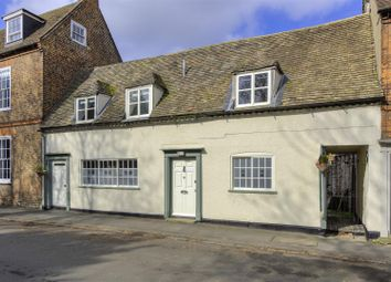 Thumbnail 3 bedroom terraced house for sale in York Yard, High Street, Buckden, St. Neots