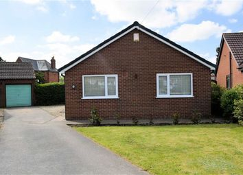 Thumbnail 2 bed detached bungalow for sale in Homestead Close, Eggborough