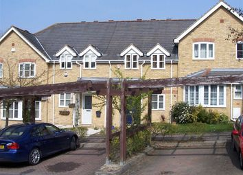 Thumbnail 2 bed terraced house to rent in Foxwood Grove, Pratts Bottom, Orpington