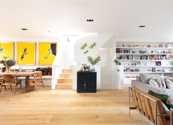 Thumbnail 3 bed flat for sale in Sinclair Road, Brook Green, Hammersmith And Fulham