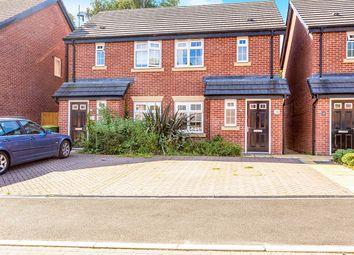 Thumbnail 2 bed semi-detached house for sale in St. Edwards Chase, Fulwood, Preston