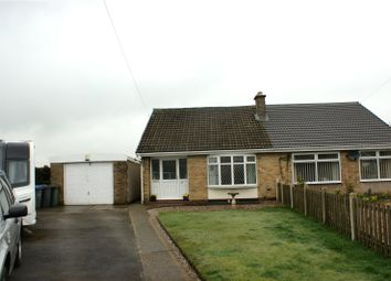 Thumbnail 2 bed semi-detached bungalow for sale in Leyside Drive, Allerton, West Yorkshire