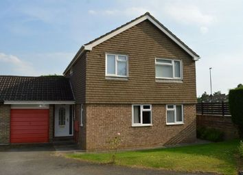 Thumbnail 4 bedroom detached house for sale in Millbank, Ecton Brook, Northampton