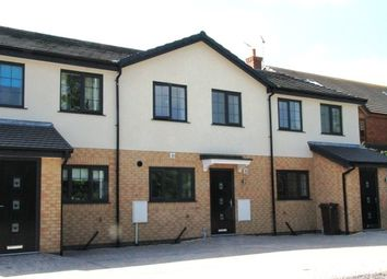 Thumbnail 3 bed terraced house to rent in Boundary, Jubilee Road, Buckley