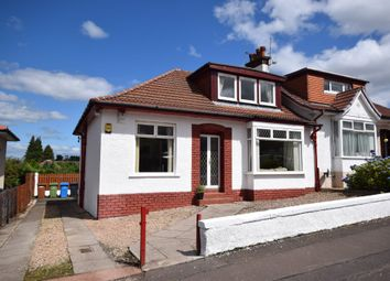 Thumbnail 4 bed semi-detached bungalow for sale in Nethercliffe Avenue, Netherlee, Glasgow