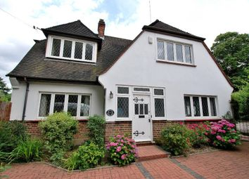 Thumbnail 3 bed detached house for sale in Golden Manor, Hanwell, London