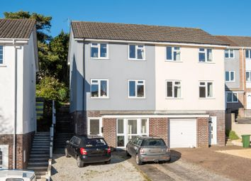 4 bed semi-detached house for sale in Pengarth Rise, Falmouth TR11