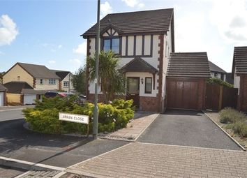 Thumbnail 3 bed detached house to rent in Arran Close, The Willows, Torquay, Devon.