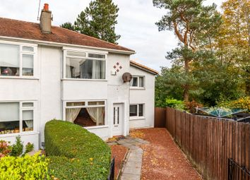 Thumbnail 4 bed end terrace house for sale in 39 The Oval, Stamperland