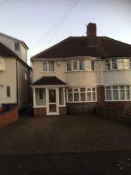 Thumbnail 3 bed semi-detached house to rent in Garretts Green Lane, Birmingham