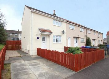 Thumbnail 2 bedroom end terrace house for sale in Churchill Avenue, Kilwinning, North Ayrshire