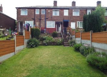 Thumbnail 3 bed terraced house for sale in Chudleigh Road, Manchester, Greater Manchester