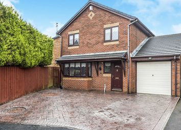 Thumbnail 4 bed detached house for sale in Meadowclough, Skelmersdale