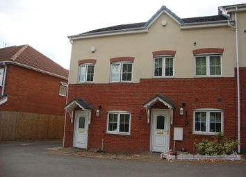 2 bed end terrace house to rent in Wagon Lane, Solihull B92