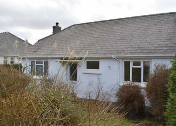 Thumbnail 3 bed semi-detached bungalow for sale in Bryndulais, Llanllwni, Pencader