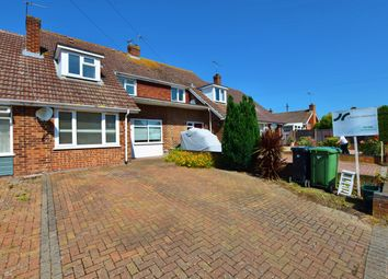 Thumbnail 4 bed terraced house for sale in Churchill Close, Didcot
